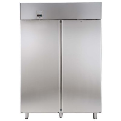 Freezer digitale acciaio inox 2 porte da 1430 lt