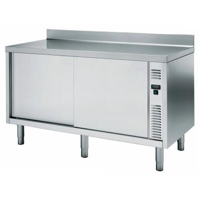 Tavolo armediato caldo 1200mm