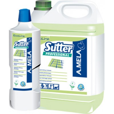 A. Mela detergente pavimenti