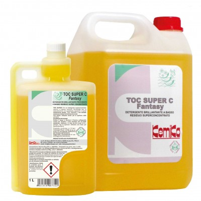 TOC SUPER C MELA 1lt
