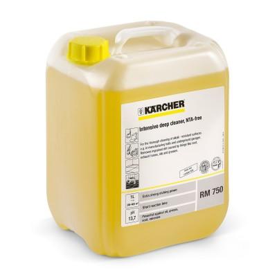 Detergente per lavaggi di fondo RM 750 ASF ta 10 lt