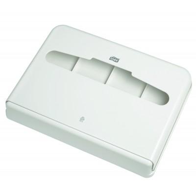 Tork dispenser per coprisedile igienici bianco