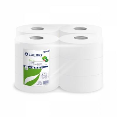 Carta igienica Mini Jumbo EcoLucart 150 mt