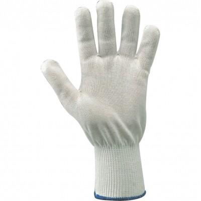 Guanto Antitaglio tessuto Dyneema bianco L
