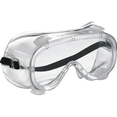 Occhiale a mascherina EN 166