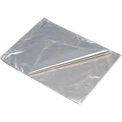 Telone copritutto in polietilene trasparente mt.4x4
