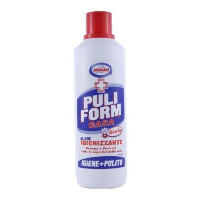 Detergente sanitizzante PuliForm 1 lt