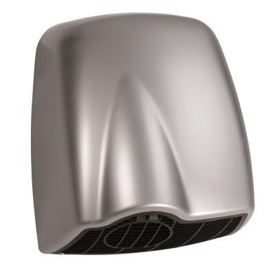 Asciugamani Unik SF grigio satinato ABS fotocellula 1850W