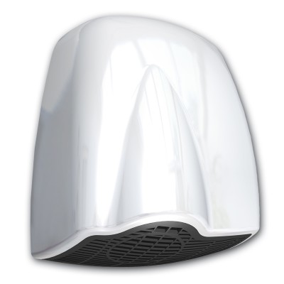 Asciugamani Unik BF bianco ABS fotocellula 1850w