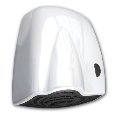 Asciugamani Unik BP bianco ABS pulsante 1850w