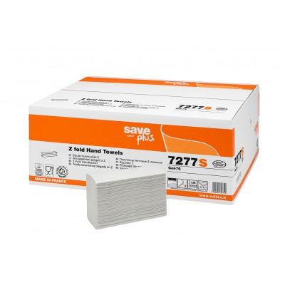 Asciugamani piegati a Z 2V 24x21,5