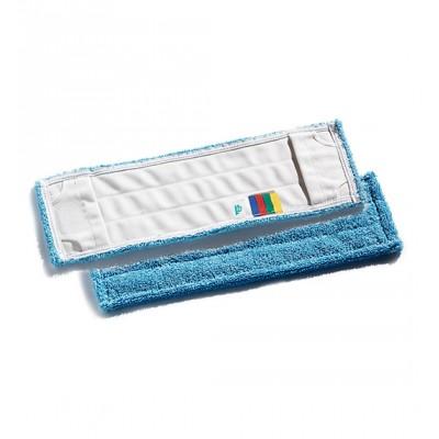 Tessuto Micro mop blu 40x13
