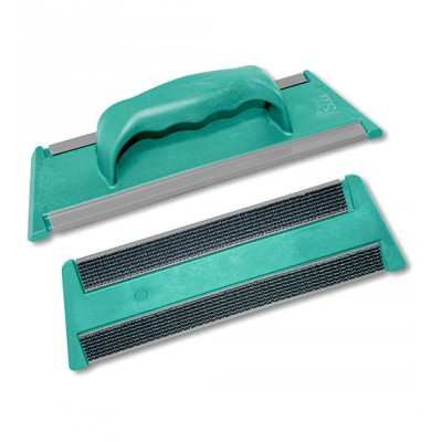 Attrezzo verde 30 cm con velcro