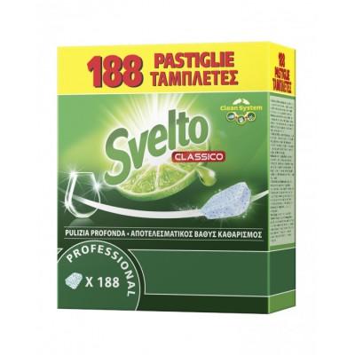 Svelto Tablets Detergente lavastoviglie pastiglie 10 gr.