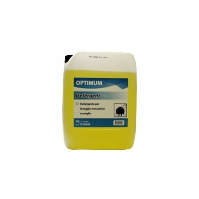 Optimax Detergent liquido per lavastoviglie lt.20