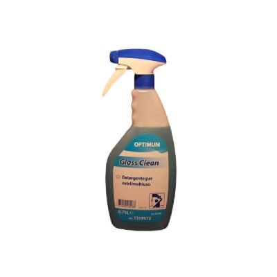 Optimax Glass & Multi detergente vetri e multiuso ml.750