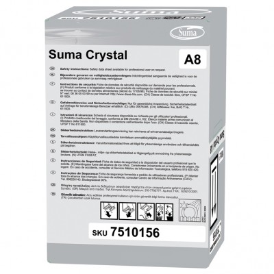 Suma CRYSTAL A8 safepack 10 lt