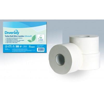 Toilet Roll Mini Jumbo Ultrasoft