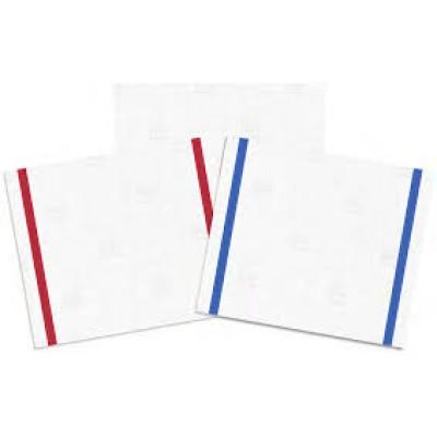 Taskisum panno microfibra monouso bianco 41,6x33,8