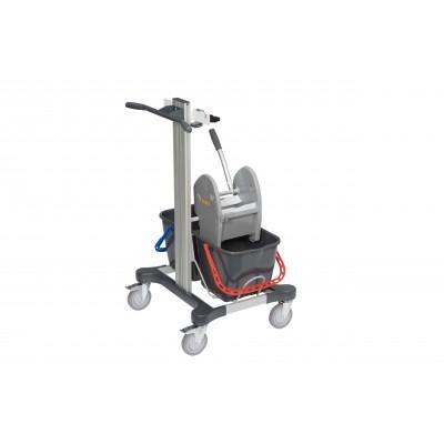 TASKI micro Trolley wet - carrello micro con doppio secchio