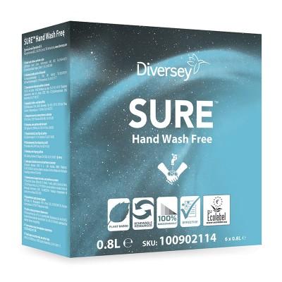 SURE Antibac Hand Wash Free 800 ml