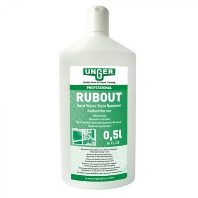 Rub Out pulitore vetri professionale 0,500 lt.