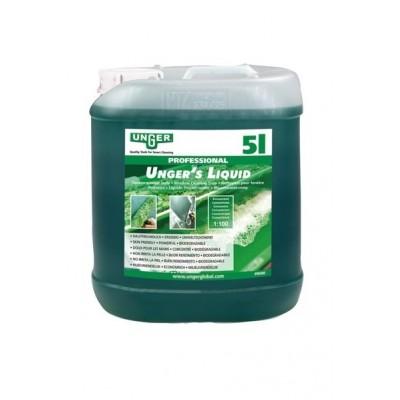Detergente per vetri Polivetro Unger ta 5 lt.