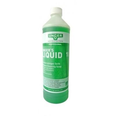Detergente per vetri Polivetro Unger flac. 1 lt.