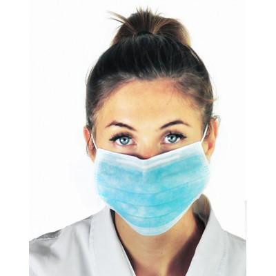 Mascherine Chirurgiche con elastici