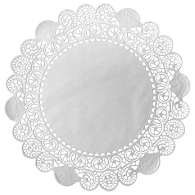 Pizzi 32 cm bianco