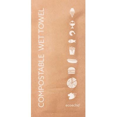 Wet Towel Compostable