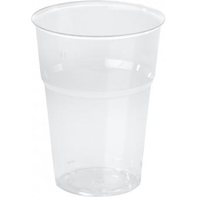 Bicchiere Trend 390 (300) ml PS trasparente