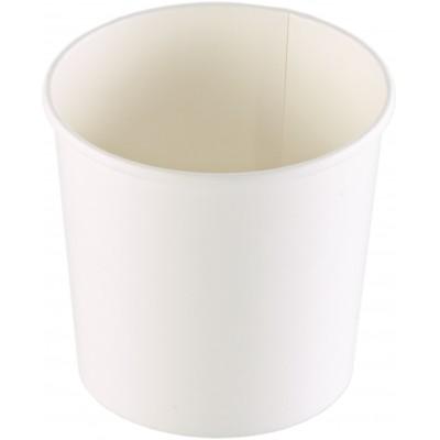 Ciotola zuppa 775 ml 115x115x107mm PE bianco
