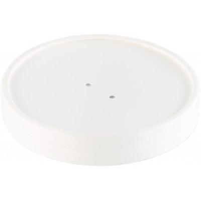 Coperchio per ciotola zuppa 168008 PE bianco