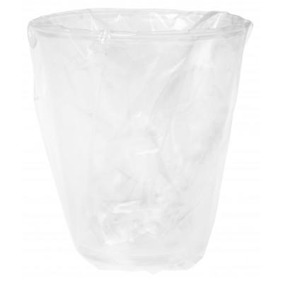 Bicchiere PP trasparente imbustato 240 ml