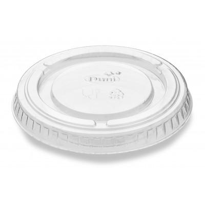 Coperchio coppetta condimento 180122 rPET trasparente