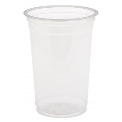 Bicchiere Crystal 300 (250) ml rPET trasparente