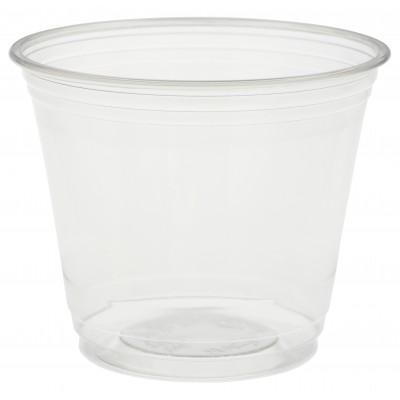 Bicchiere Crystal 270 ml rPET trasparente