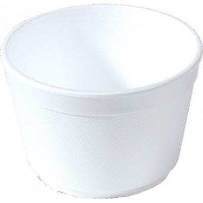 Ciotola per zuppa Thermo 460 ml EPS bianco