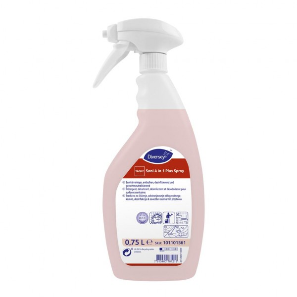 Taski Sani 4 in 1 Plus Spray 750ml