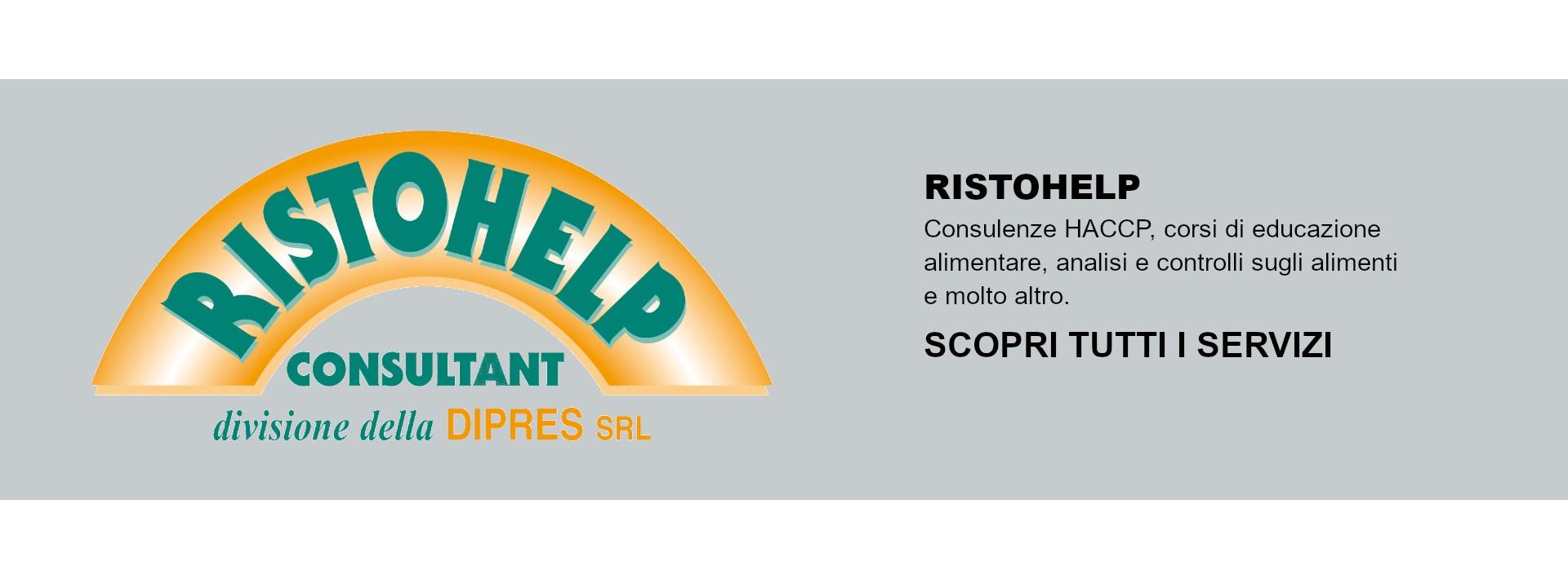 Ristohelp Consultant certificato HACCP per le comunita religiose