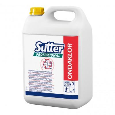 Ondaklor detergente disinfettante