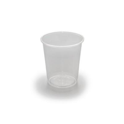 Bicchieri trasparenti PP 250cc