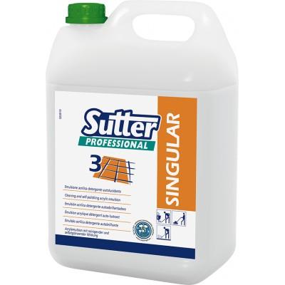 Singular emulsione acrilica detergente autolucidante 5kg