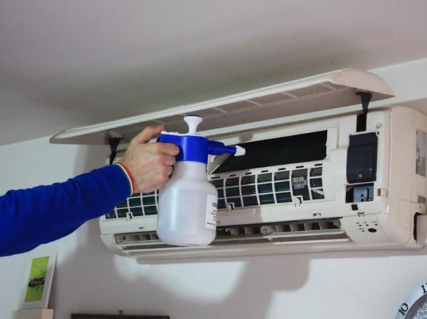 Bonifica degli impianti di ventilazione