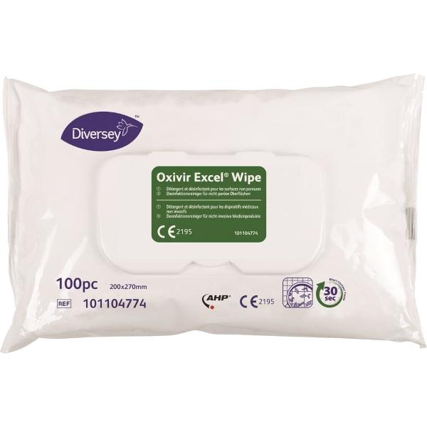 Oxivir Excel Wipe salviettine disinfettanti