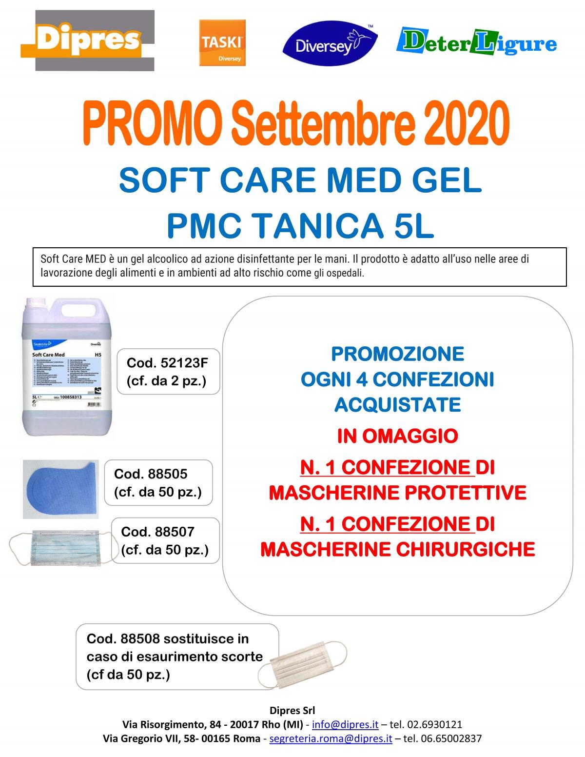 promozione settembre 2020 soft care med