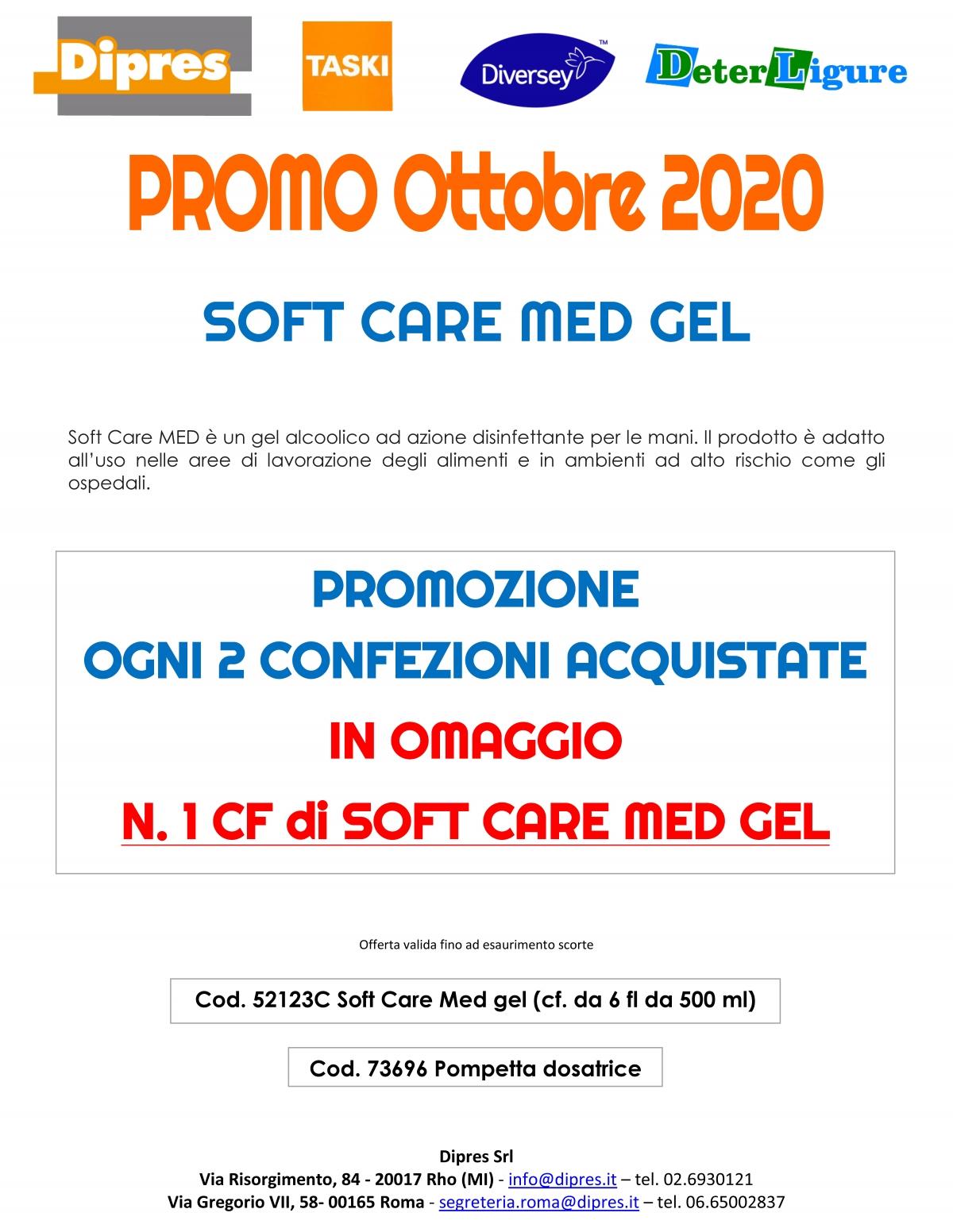 Soft Care Med promozione